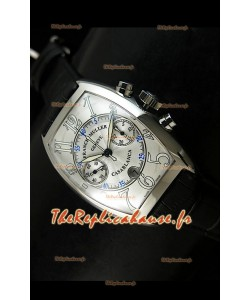 Franck Muller Casablanca Reproduction Montre Chronographe Suisse - MONTRE Reproduction Exacte 1:1