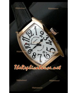Franck Muller Casablanca Pink Or Automatic Montre
