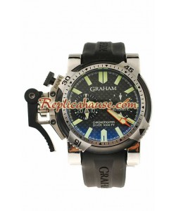 Graham Chronofighter Oversize Diver Montre Replique