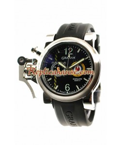 Graham Chronofighter Oversize Mark III Montre Replique