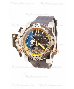 Replique Graham Chronofighter Oversize Diver Montre Suisse