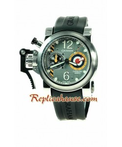 Graham Chronofighter Oversize Mark III Montre Suisse