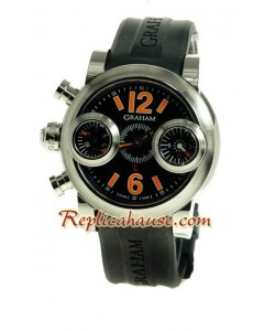 Graham Swordfish Montre Suisse Replique - Left Hand édition