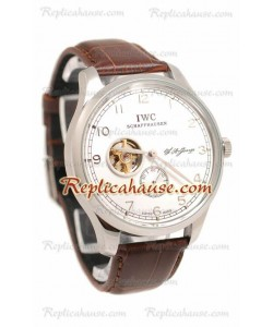 IWC Portuguese Regulateur Tourbillon Montre Replique