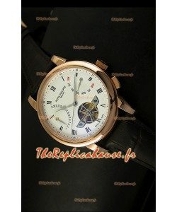 Montre automatique Patek Philippe Grand Complications Tourbillon en or rose