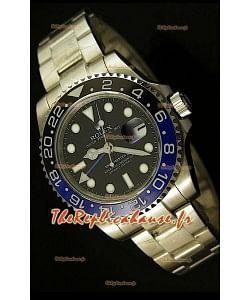 Réplique de montre suisse Rolex GMT Masters II - Réplique de montre miroir 1:1