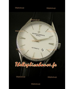 Réplique de montre suisse Vacheron Constantin Patrimony Comtemporaine Date