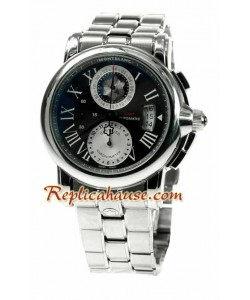 Mont Blanc Star GMT 100th Anniversary Montre Suisse Replique