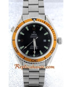 Omega Seamaster - The Planet Ocean Montre