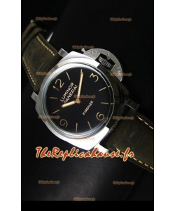 Montre suisse Panerai Luminor PAM00605 Firenze avec mouvement P.3000