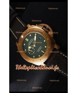 Réplique de montre Panerai PAM382 Bronzo - Version Édition Ultimate remise au goût du jour