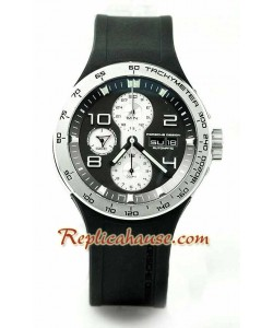 Porsche Design Flat Six P'6340 automatique Chronograph