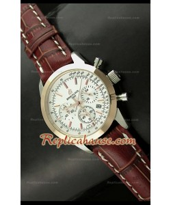 Breitling Transocean Japanese Quartz Montre - 35MM