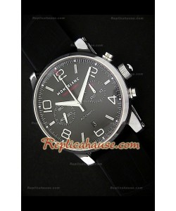 Mont Blanc Timewalker Swiss Replica Montre - 1:1 Mirror Copy