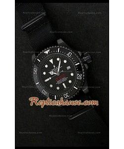 Rolex Sea Dweller Pro Hunter Jacques Piccard Edition Montre Suisse OTAN