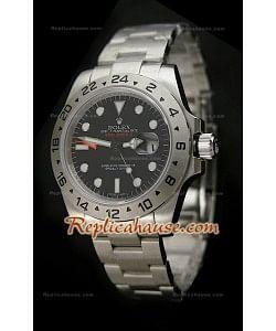 Rolex Replica Explorer II 2011 Edition Montre avec Cadran Noir