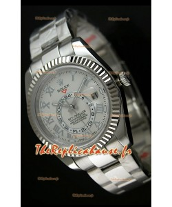 Rolex Oyster Perpetual Sky-Dweller Reproduction Montre Suisse