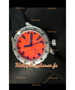 Sinn U1 Juweiler Roberto Edition Limitée - Montre Reproduction Exacte 1:1 - Cadran Orange