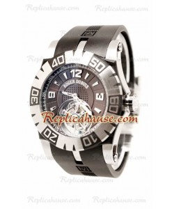 Roger Dubuis Tourbidiver Tourbillon Montre Suisse Replique