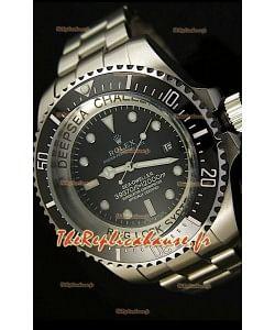 Rolex Sea Dweller Deep Sea Challenge Montre Reproduction - Corps Suisse avec Mouvement Japonais