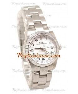 Rolex Oyster Perpetual Montre Suisse Replique - 33MM