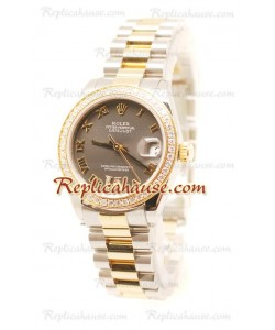 Rolex Datejust Oyster Perpetual Montre Suisse Replique - 36MM