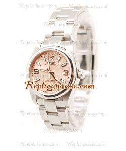 Rolex Datejust Oyster Perpetual Japonais Montre Replique - 28MM
