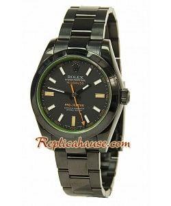 Rolex Replique Milgauss Pro Hunter édition