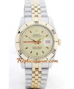 Rolex Replique Datejust Turn O Graph Suisse Hommes Montre