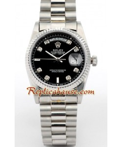 Rolex Replique Day Date Silver