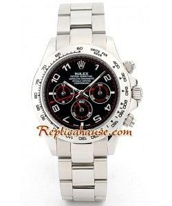 Rolex Replique Daytona Stainless Steel Montre