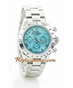 Rolex Replique Daytona Silver