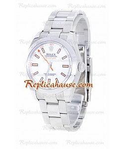 Rolex Milgauss Montre Suisse Replique 2011 édition