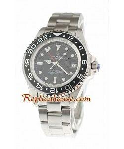 Rolex Replique GMT Masters II 2011 édition Montre - Ceramic Bezel