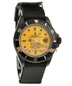 Rolex Replique Submariner Bamford and Sons Limited édition Montre Suisse