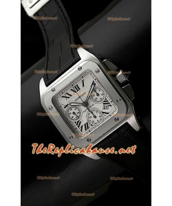 Cartier Santos 100 2011 édition 1:1 Suisse Montre De Replique