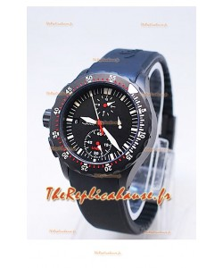 Sinn U1000 Chronographe Reproduction Montre Suisse - Montre Reproduction Exacte 1:1 - Boitier PVD