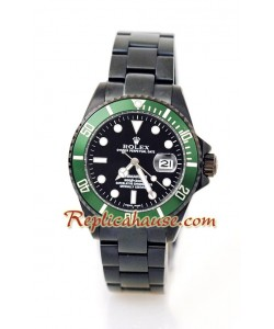 Rolex Replique Submariner - PVD Montre 50th Anniversary