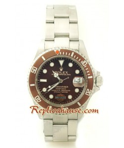 Rolex Replique Submariner - Harley Davidson édition Montre
