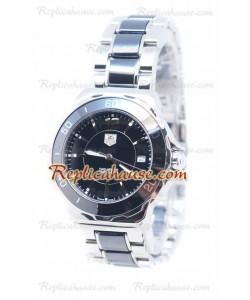 Tag Heuer Formula 1 Quartz Steel Noir Ceramic Montre
