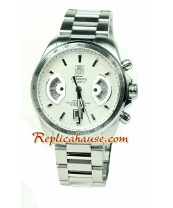 Tag Heuer Grand Carrera Calibre 17 Montre Suisse Replique