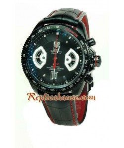Tag Heuer Grand Carrera Calibre 17 RS2 Montre Suisse