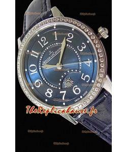 Jaeger-LeCoultre Rendez-vous nuit & jour Medium montre suisse à miroir 1:1