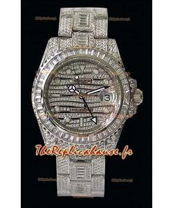 Rolex GMT Masters II glacé montre suisse réplique