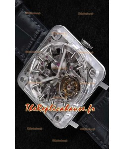 Bell & Ross BR X2 Tourbillon Micro-Rotor Swiss 1:1 Mirror Replica Watch