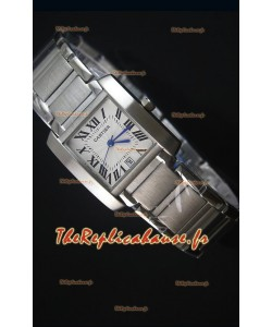 Montre réplique japonaise Cartier Tank