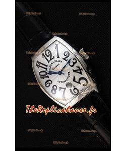 Montre Franck Muller Casablanca Automatique 8880C DT Répliquée à l'identique 1:1 Version Ultime