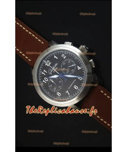 Glashuette Senator Navigator Chronograph, édition Limitée, Montre Réplique Suisse