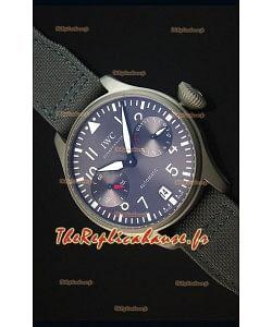Montre Replica Miroir 1:1 IWC Big Pilot Patrouille SUISSE Ref# IW500910