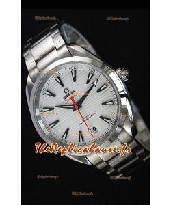 Montre Omega Seamaster Aqua Terra Co-Axial Bracelet Acier inoxidable Suisse Répliquée à l'identique 1:1